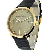 Girard Perregaux 49543-52-B31-BK6A 1966 Small Seconds and Date...