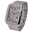 Cartier Tank Anglaise in White Gold Large Size