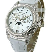 Patek Philippe 4937G 4937 Ladys Annual Calendar with a Diamond...