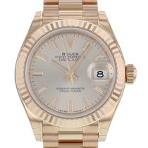 Rolex Datejust 18K Solid Rose Gold Automatic