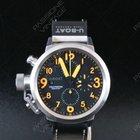 U-Boat Flightdeck 45 Das 0 chronograph automatic
