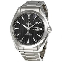 Omega Men's 23110432206001 Seamaster Aquaterra Watch