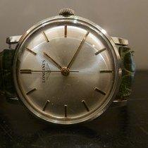 Longines vintage steel mecanichal case 8903-2