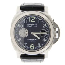 Panerai Luminor Marina Anthracite Dial Stainless Steel