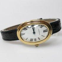 Cartier Baignoire 18 Kt Gold Handaufzug