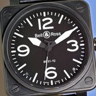 Bell & Ross Collection Aviation BR01-92 CARBON, PVD...