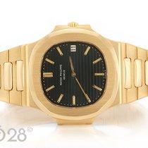 Patek Philippe Nautilus Jumbo 3700 Gold Vintage ca. 80'er...