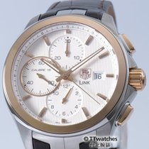 TAG Heuer Link Automatic Chronograph CAT2050.FC6322  49% Off...