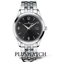 Jaeger-LeCoultre Master Control Date Steel 39mm Black Dial G
