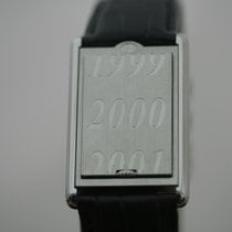 Cartier TANK BASCULANTE MILENIO LIMITED EDITION