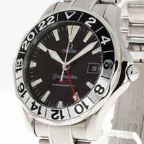 Omega Seamaster GMT 50 Years Automatik Stahl 22345000