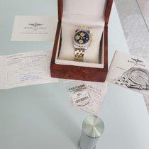 Breitling Chronomat 38 Stahl Gold