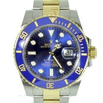 Rolex Submariner Steel and Gold 116613LN
