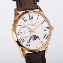 Zenith Elite Ultra Thin Lady 750 Roségold Moonphase Automatic