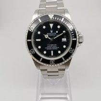 Rolex Seadweller 16600 steel date