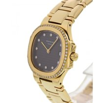 Patek Philippe Ladies  Nautilus 18K Yellow Gold/Diamonds 4700/51