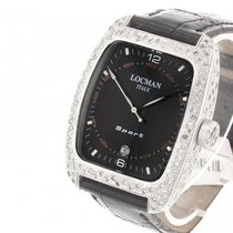 Locman Sport Tonneau Quartz Date Mens watch 488