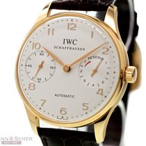 IWC Portugieser Ref-5000 18k Rose Gold Limited Edition Box...