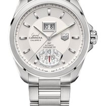 TAG Heuer Grand Carrera  Cal.8RS Big Date and GMT ref....