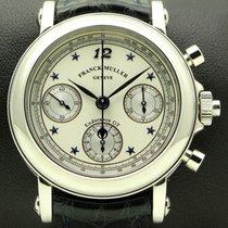 Franck Muller Endurance GT, stainless steel double-chronograph...
