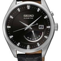 Seiko SRN045P2 Kinetic Herren retrograde Tagesanzeige 42mm 100M