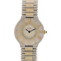 Cartier Ladies Must de Cartier 21 Stainless Steel