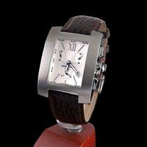 Montblanc chrono steel quartz