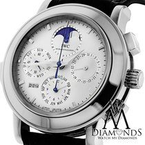 IWC Grande Complication Platinum Limited Watch Ref.3770 With...