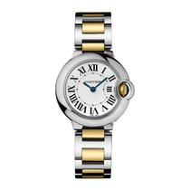 Cartier Ballon Bleu Quartz Ladies Watch Ref W69007Z3