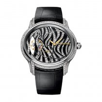 Audemars Piguet Millenary Hand-wound White Gold & Diamonds...