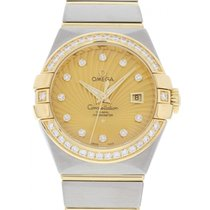 Omega Constellation Co-Axial Automatic 123.25.31.20.58.001