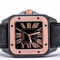 Cartier Santos 100 Large 18k RG