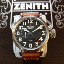 Zenith Pilot Montre d'Aeronef Type 20 GMT