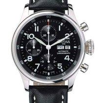 Davosa Uhr Pilot Automatik Chronograph 161.004.56