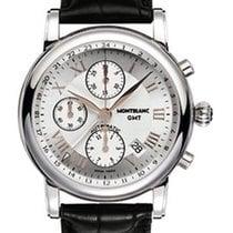 Montblanc Star Chronograph GMT Automatic NEU mit B+P