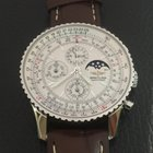Breitling Navitimer Olympus chronograph in steel Ref.19340