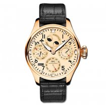 IWC WC Pilot's Men's Automatic 18K Rose Gold - IW502639