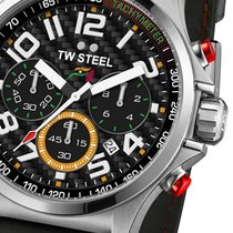 TW Steel TW432 Pilot Sahara Force India Chronograph 45mm 5ATM