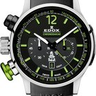 Edox Chronorally Chronodakar Dakar III Titanium Limited Edition
