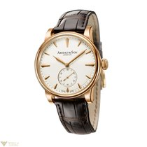 Arnold & Son Royal Collection HMS1 18k Rose Gold Limited...