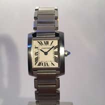 Cartier Tank Francaise Small Model (Pre owned)