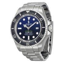 Rolex Deepsea Deep Blue Dial Stainless Steel