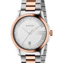 Gucci G-Timeless Medium ROSE GOLD/ORO ROSA YA126447