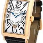 """Franck Muller Gent's Large 18K Rose Gold  """"Long..."""