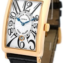"Franck Muller Gent's Large 18K Rose Gold  ""Long..."