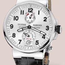 Ulysse Nardin Marine · Marine Chronometer Manufacture 1183-126/61
