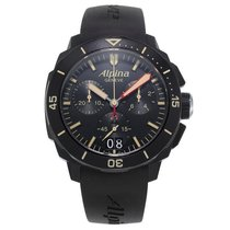Alpina Seastrong Diver 300 Herrenchronograph