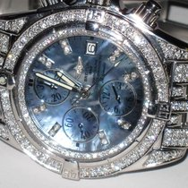 Breitling Chronomat Evolution Chronograph Automatic Diamonds