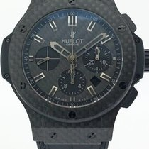 Hublot Big Bang Evolution Black Carbon