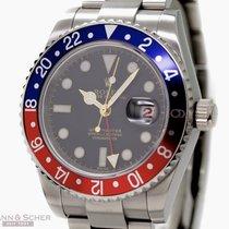 Rolex Blaken Pan AM GMT Master Ref-116710 Limited Edition